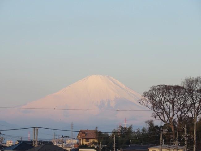 2月7日富士山